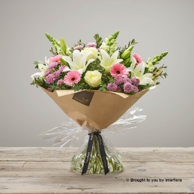Pure Pastels Hand-tied